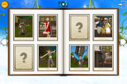 App features: Card album
